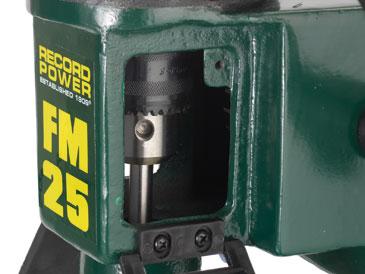 Dostęp do głowicy dłutarka FM25