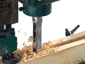 Obróbka drewna dłutarki FM25
